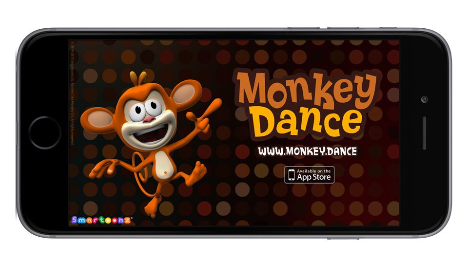 Monkey See Monkey Dance!