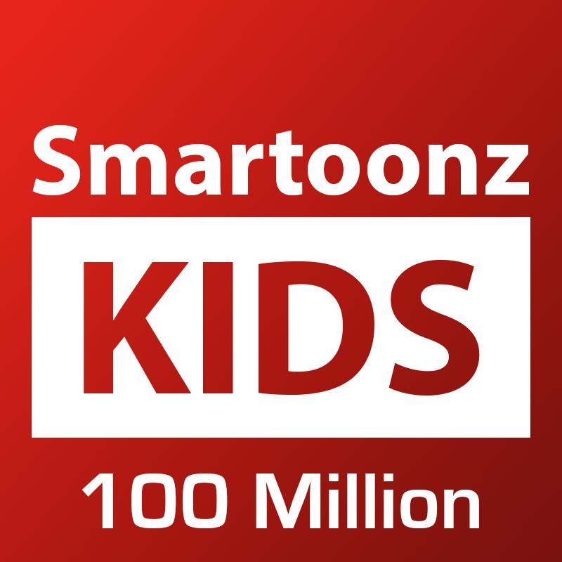 100 Million views on Smartoonz YouTube Channel