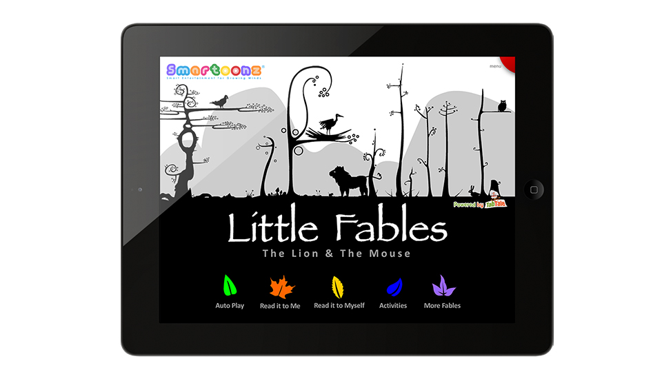 Little Fables iBook