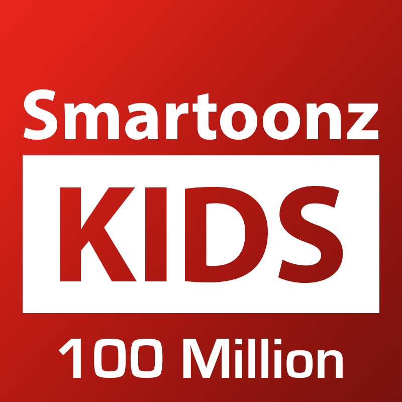 100 Million views on Smartoonz YouTube Channel